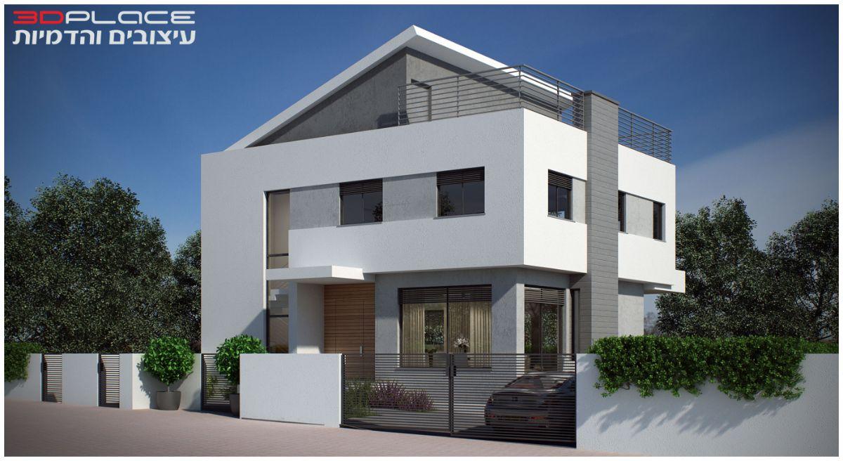 תכנון בית פרטי בכרמים
